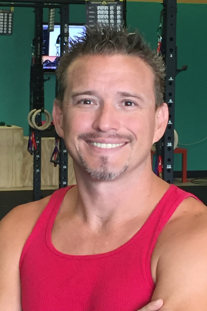 Casey Schmidt Owner And Head Coach At The Best CrossFit Gym In Tampa