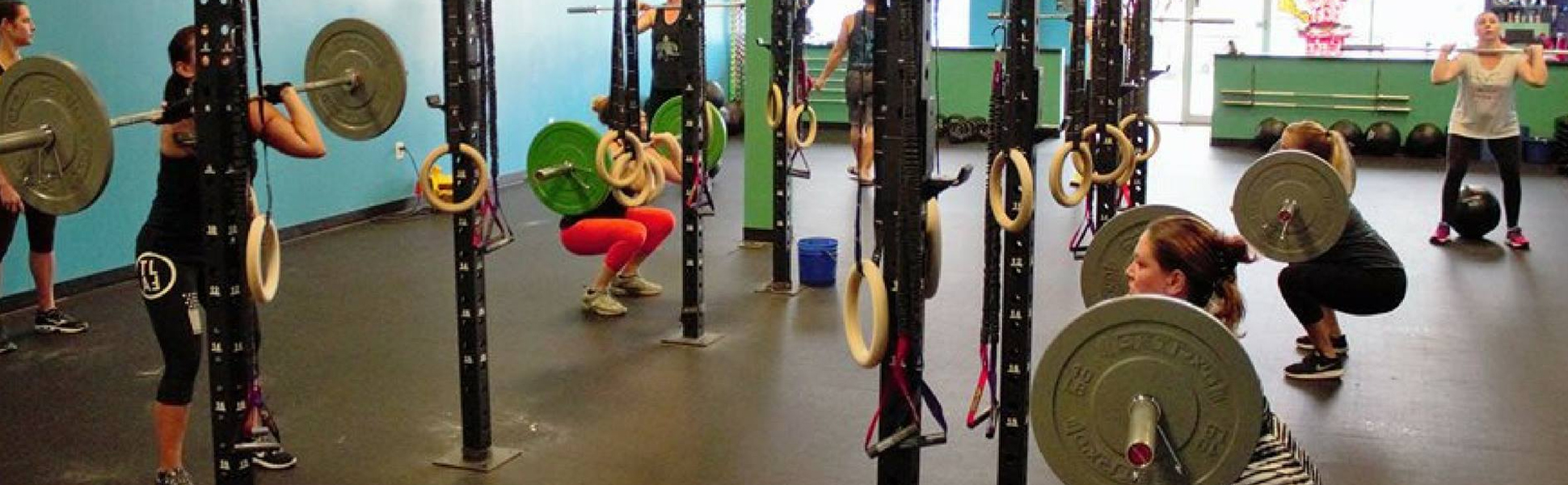 CrossFit Gym Drop In Near Me In Valrico
